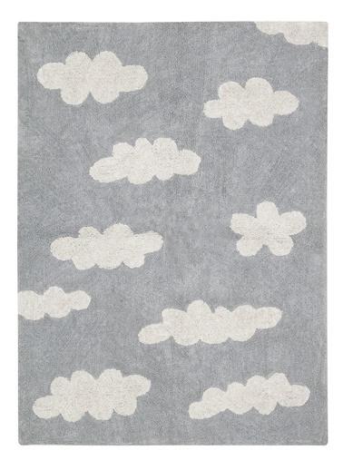 Lorena Canals Clouds Halı Gri
